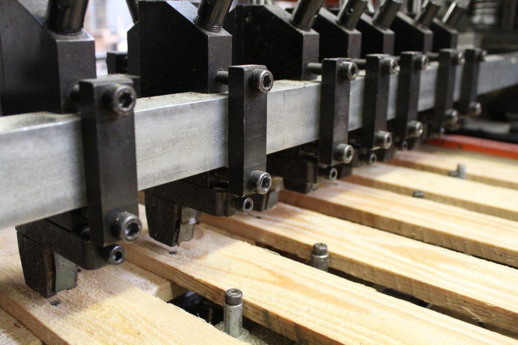 produkcja palet drewnianych